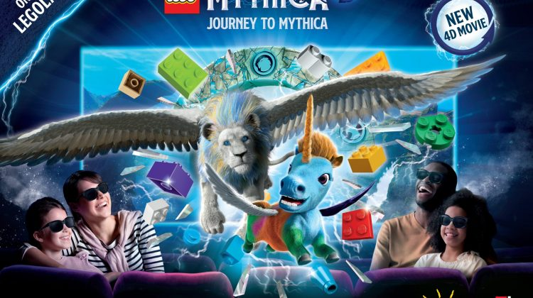 LEGOLAND Florida to Debut LEGO MYTHICA 4D and AR Experience