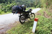 motorradtour -