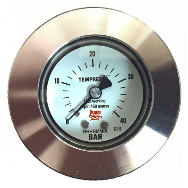 Subsea-pressure Gauge Dn63 - Tempress