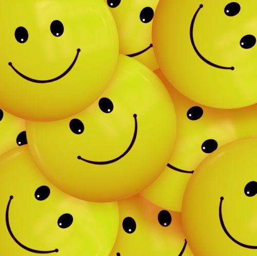 Avoir la positive attitude