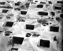 grille des étages instables du dessous