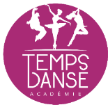 Association Temps Danse Wasquehal Logo