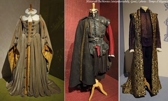 02 Tudor style costumes