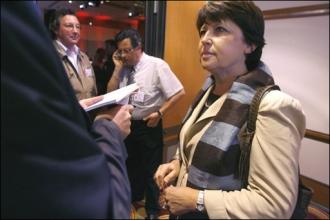 Martine Aubry, le 23 juin à Paris