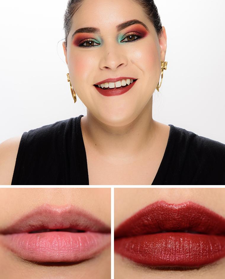 Milani I Am Confident : milani, confident, Milani, Positive,, Confident,, Motivated, Matte, Lipsticks, Reviews, Swatches