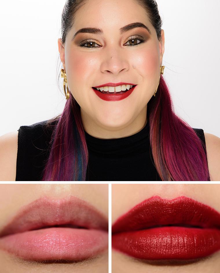 Lisa Eldridge Velvet Jazz : eldridge, velvet, Eldridge, Velvet, Morning, Plush, Lipstick, Colour, Review, Swatches