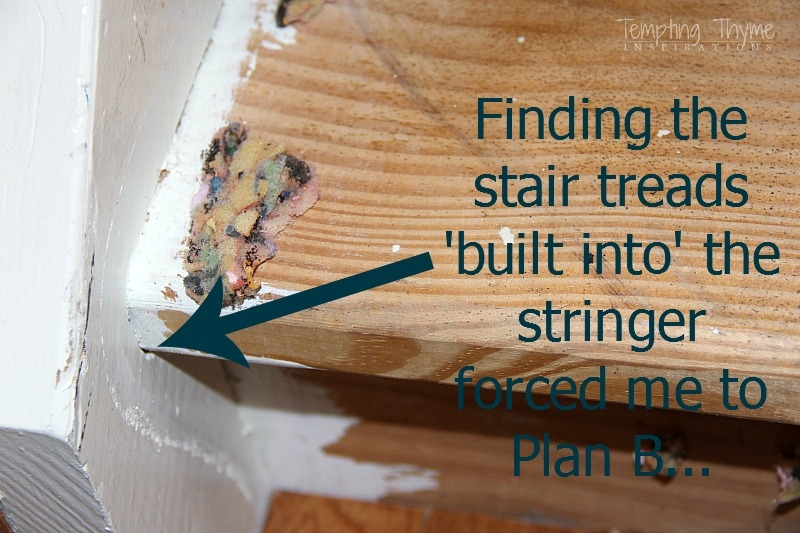 Stair Project Begins Removing The Carpet And Prepping The Wood   Replacing Old Basement Stairs   Stair Railing   Staircase Remodel   Staircase Railings   Stair Tread   Stair Risers