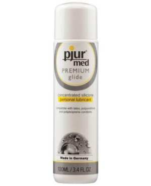 Pjur Med Premium Glide - 100 ml Bottle