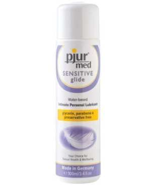 Pjur Med Sensitive Glide - 100ml Bottle