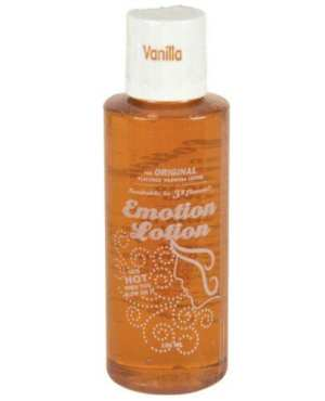 Emotion Lotion - Vanilla