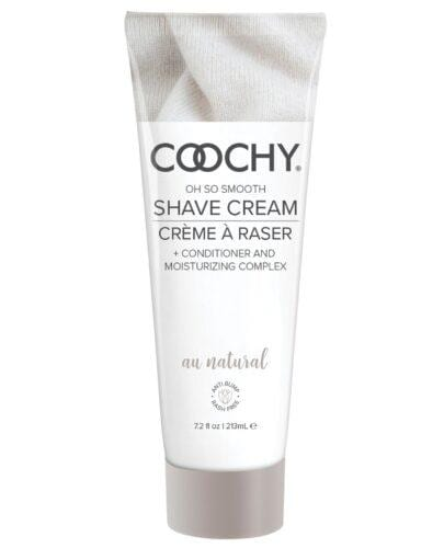 COOCHY Shave Cream - 7.2 oz Au Natural