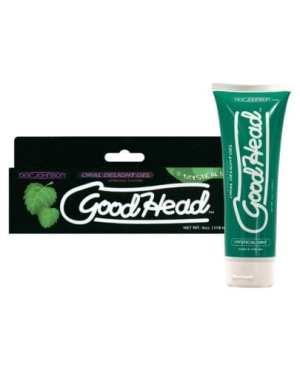 Good Head Oral Gel - 4 oz Mint
