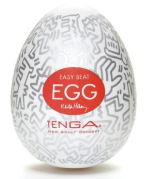 Keith Haring Tenga Egg - Party