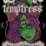 Temptress Monte Luna 20211021 OBriens flyer