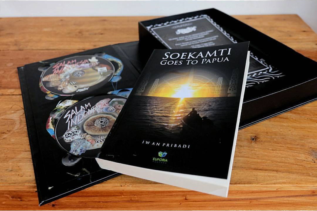 Mungkin Tak Ada di Buku SOEKAMTI GOES TO PAPUA #1