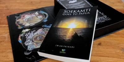 Cover Soekamti Goes to Papua   Foto: Agib Tanjung
