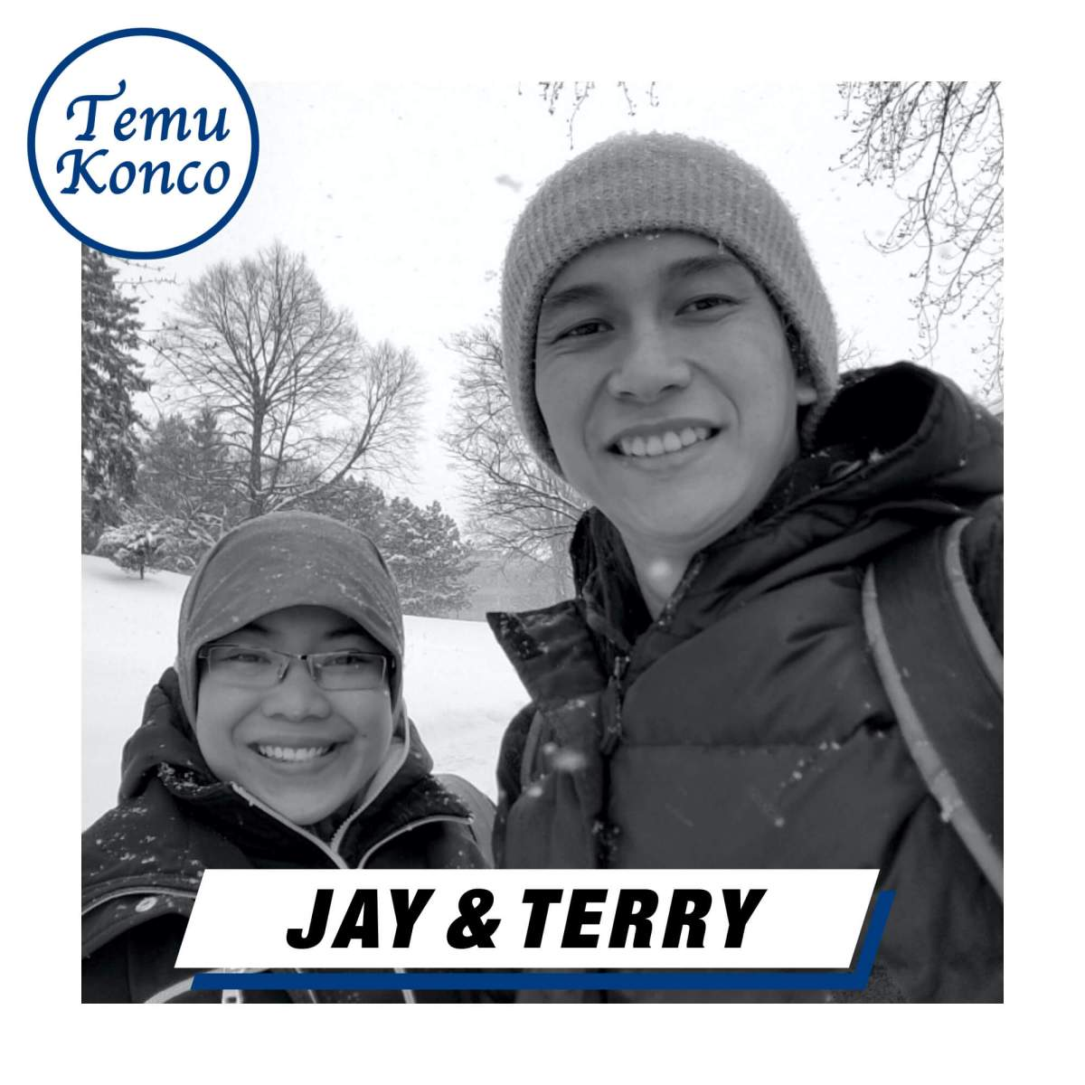 TemuKonco Podcast Eps. 02 Jay & Terry - Ramadhan dan Idul Fitri di Luar Negeri