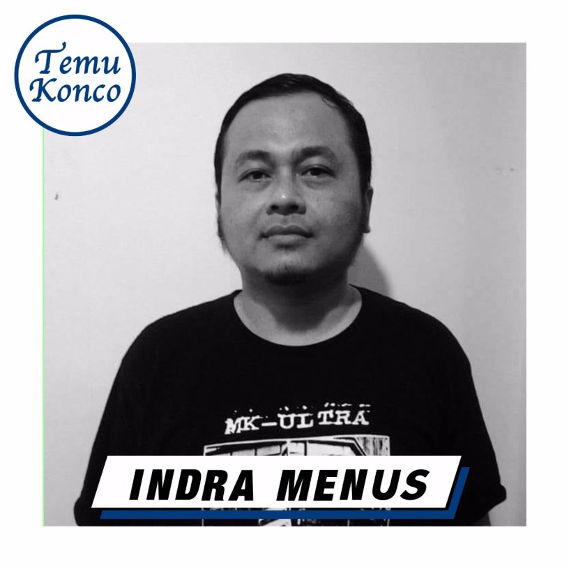 TemuKonco Podcast Indra Menus Mengenal Noise Music