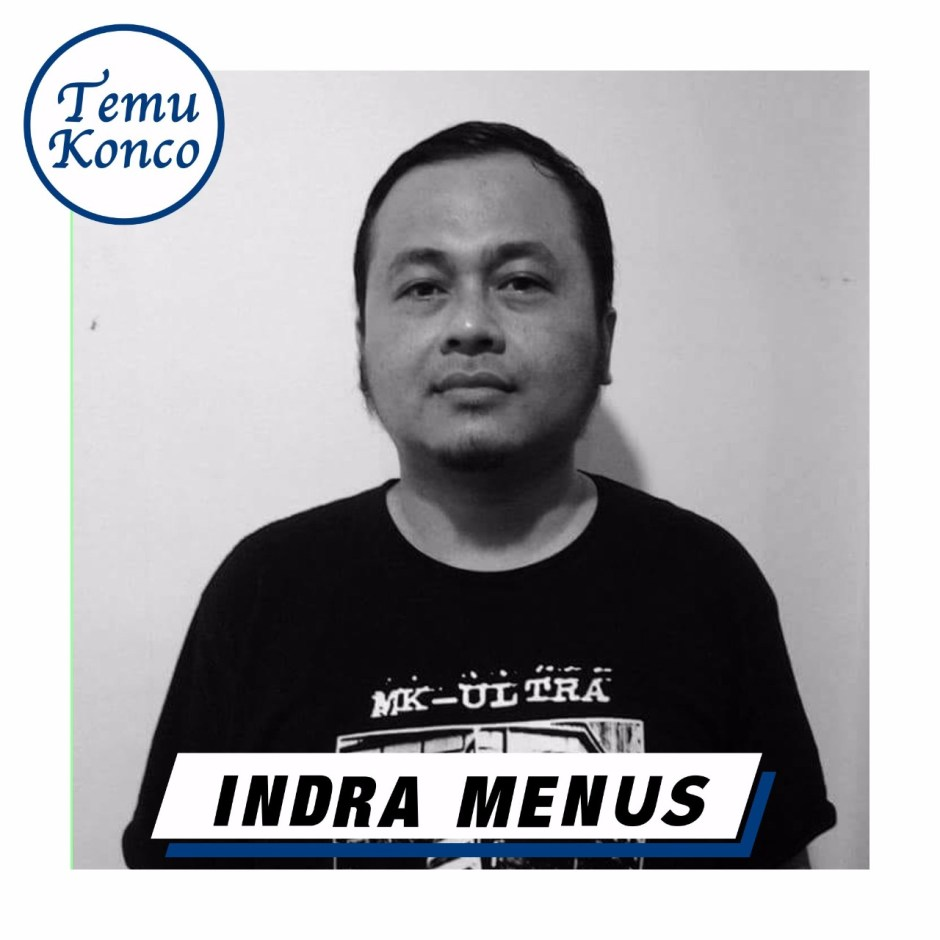TemuKonco Podcast Indra Menus Mengenal Noise Music