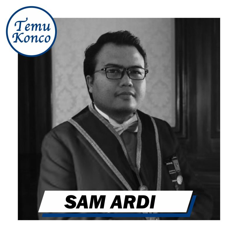[TemuKonco Podcast Eps. 24] Sam Ardi - Freemasonry