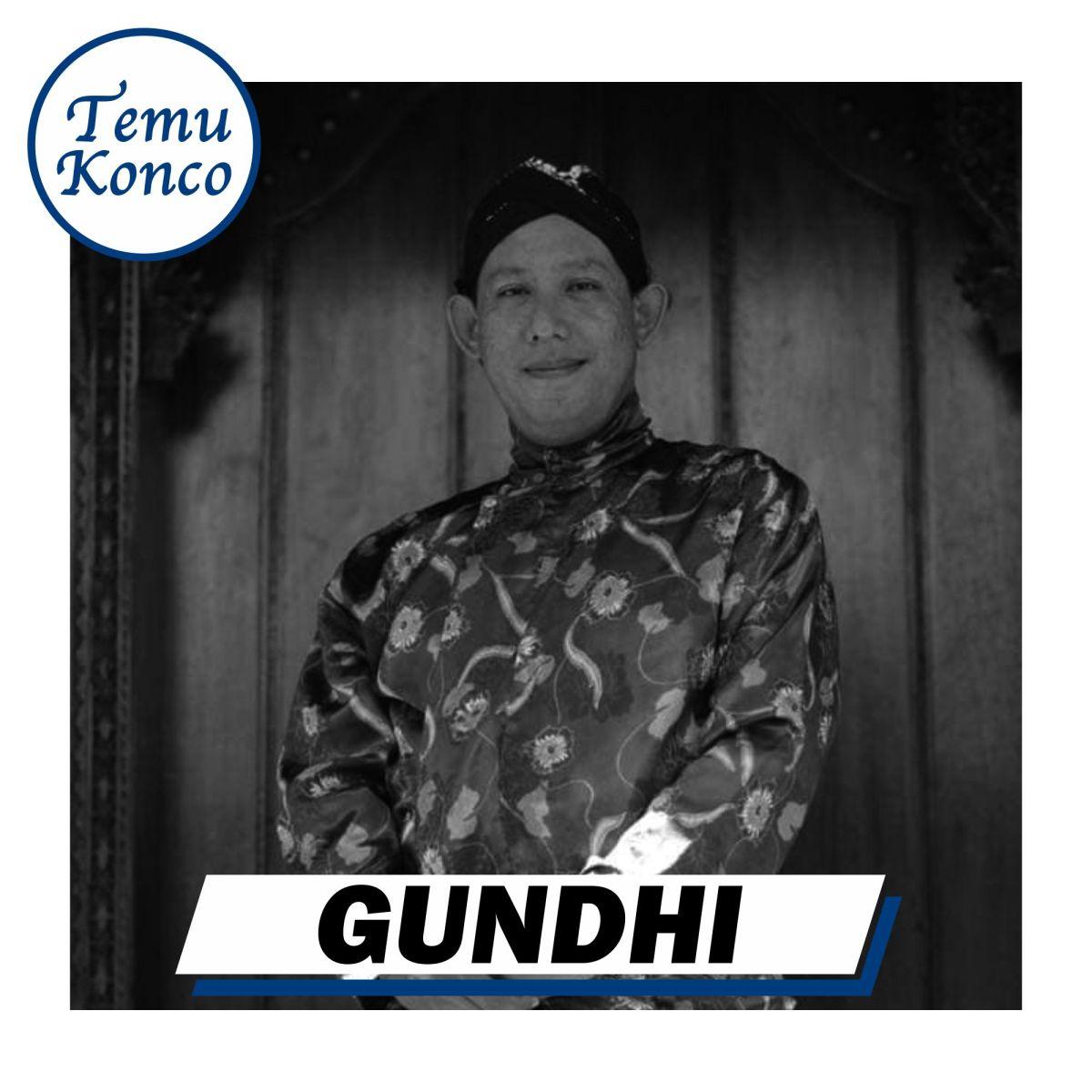 [TemuKonco Podcast Eps. 26] Gundhi - Kaleidoskop Yogyakarta 2018