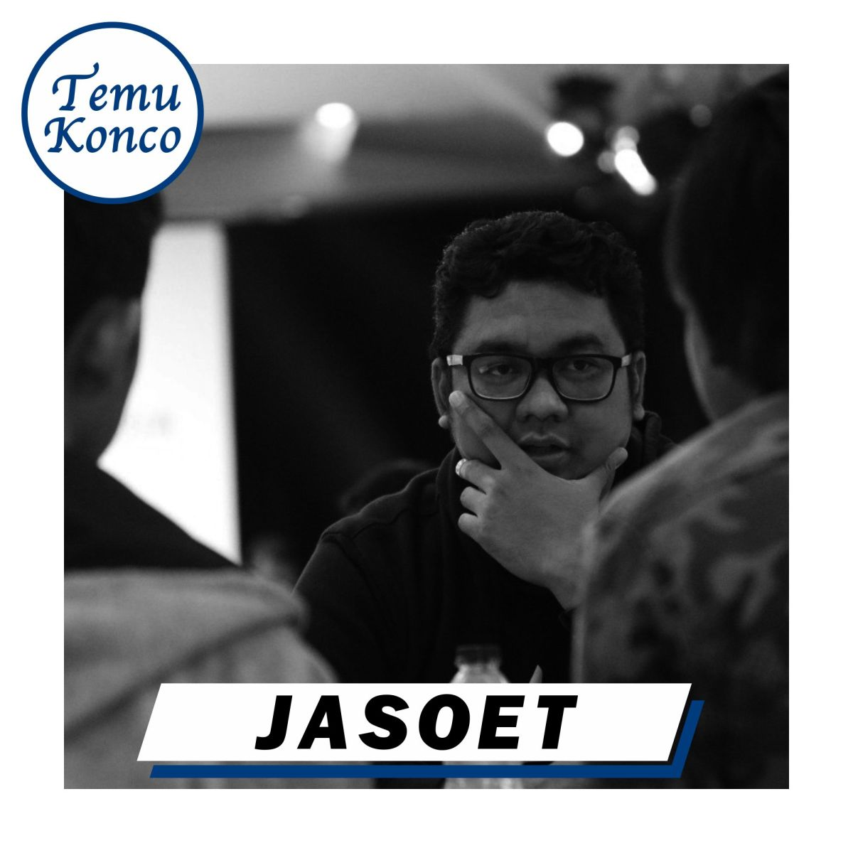 [TemuKonco Podcast Eps. 28] Jasoet - Software Developer