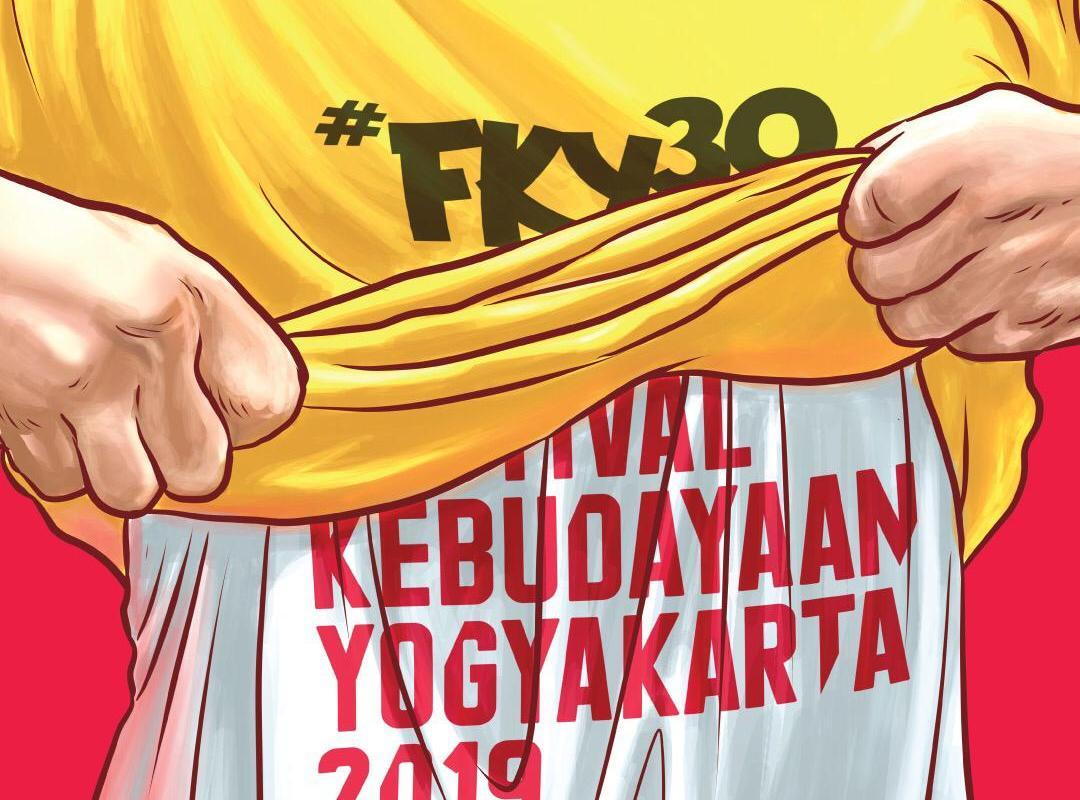 Festival Kebudayaan Yogyakarta itu dulunya Festival Kesenian Yogyakarta