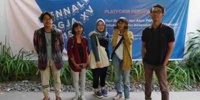 5 Seniman/Kelompok Seni Terpilih dari Pameran Platform Perupa Muda Biennale Jogja XV Equator #5 2019