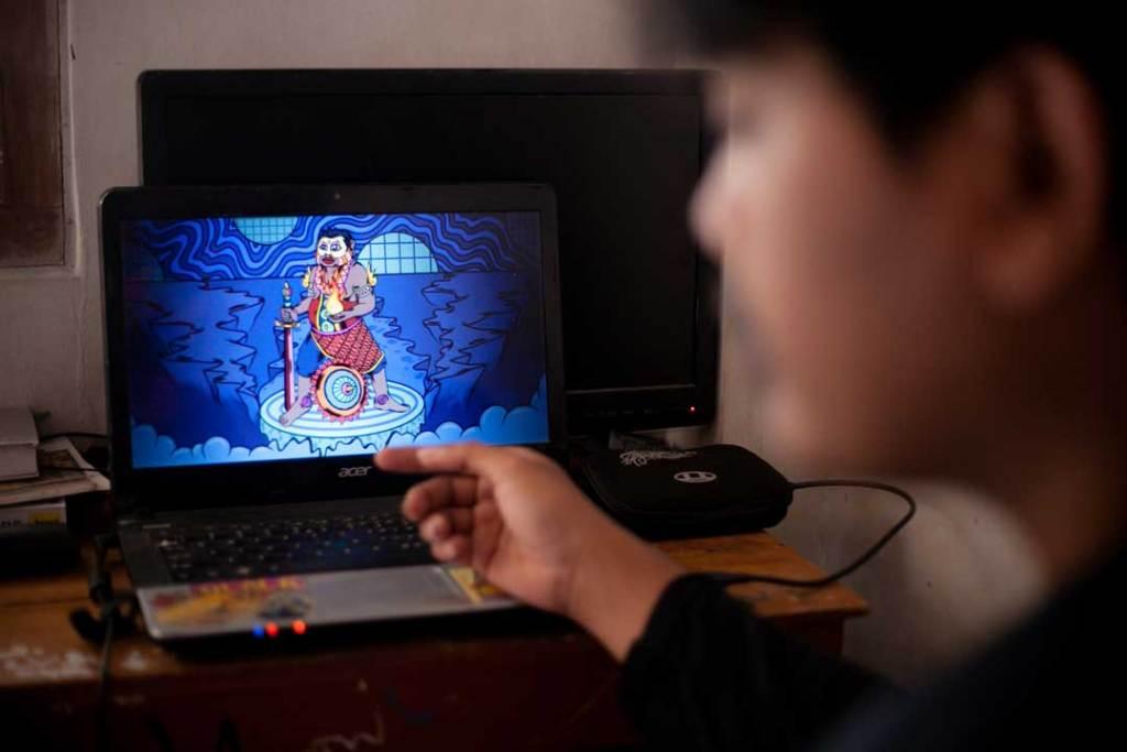 Pembukaan Platform Perupa Muda Biennale Jogja XV 2019_Siam