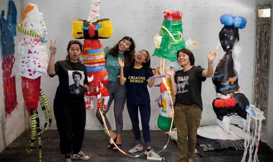 Pembukaan Platform Perupa Muda Biennale Jogja XV – 2019