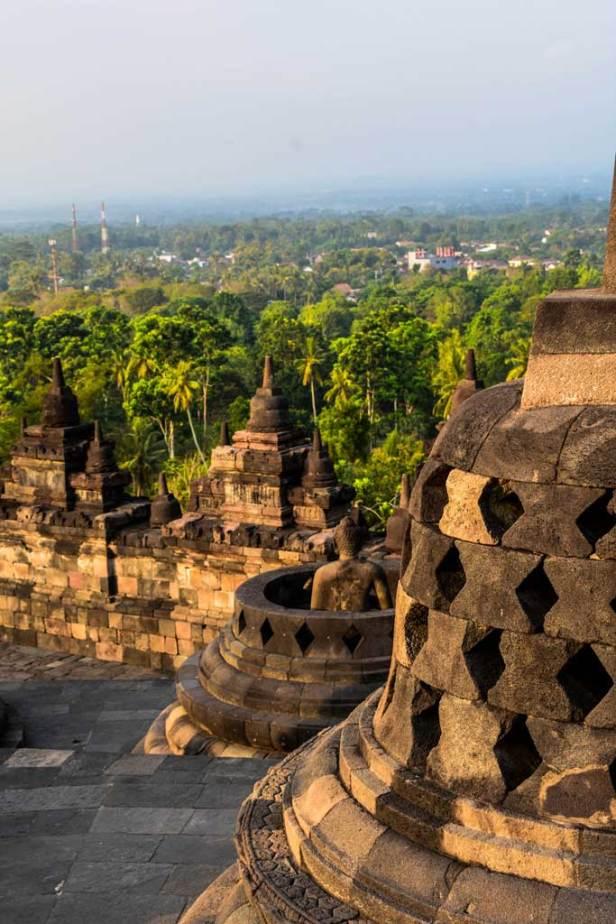 Fakta Jogja - Borobudur ada di Magelang, Jawa Tengah