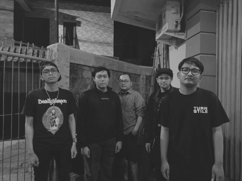 Anamnese Band Skramz Jogjakarta