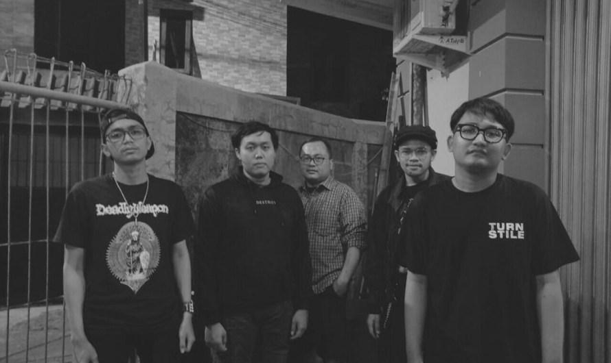 "Anamnese, band skramz baru Jogjakarta akan rilis EP ""Nous Sommes des Pierre"""