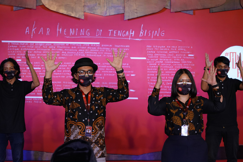 Penutupan Festival Kebudayaan Yogyakarta 2020 - Mulanira 2