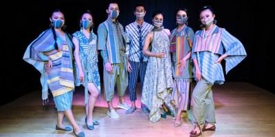 Gelar Karya Masker Kain Tradisional - Citi Indonesia - UNESCO Jakarta