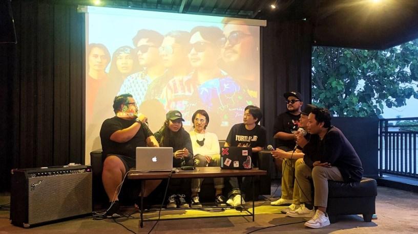"""Eastern Gangster kolaborasi dengan MAHIJADEDI dan GNTZ rilis """"Sakit Hati"""""""