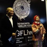 Yogyakarta Gamelan Festival ke-25 kemarin dibuka