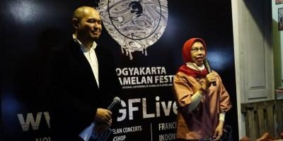 Yogyakarta Gamelan Festival ke-25 dibuka