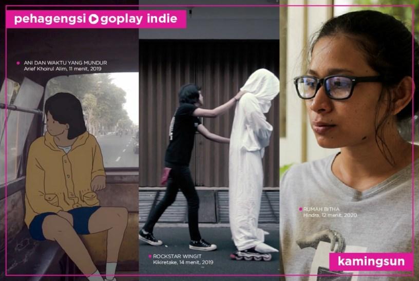 Pehagengsi hadir di GoPlay Indie