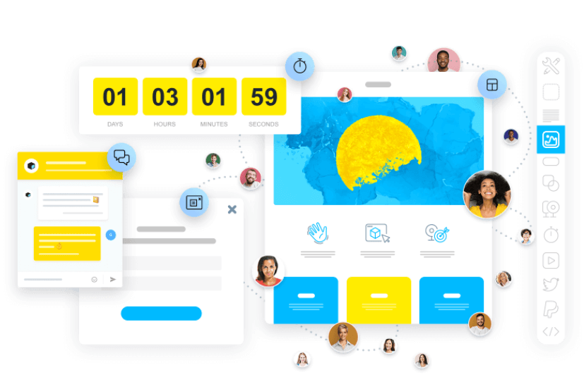Creating unlimited landing pages with the GetResponse Free-Forever plan is one of the best email list building strategies to use in 2021 and beyond.