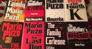 Top 10 Best Mario Puzo Books