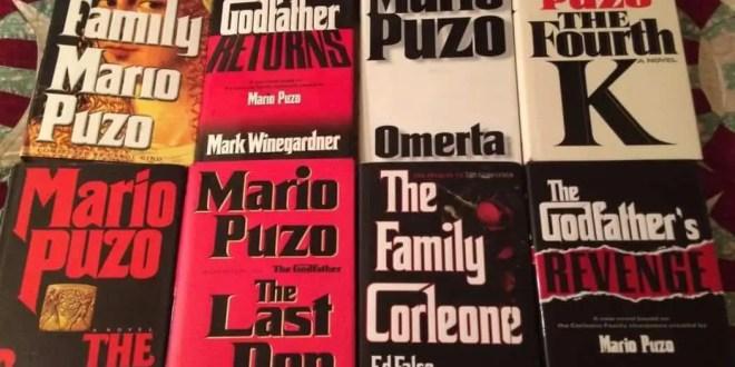 Top 10 Best Mario Puzo Books