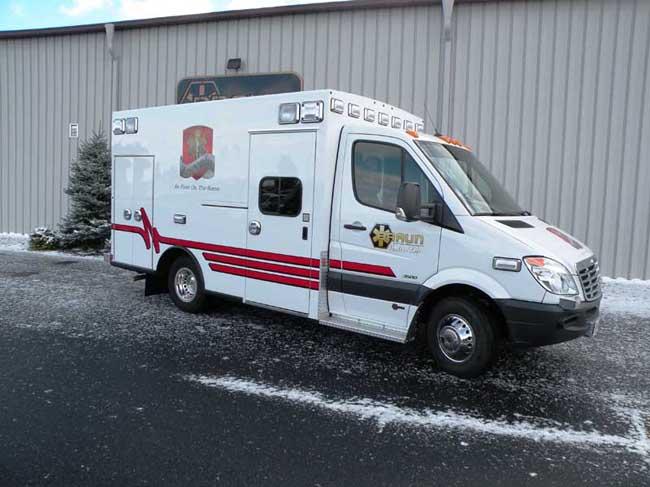The Responder - Braun Ambulance