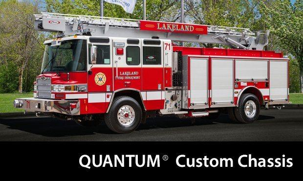 Pierce QUANTUM Custom Chassis 2