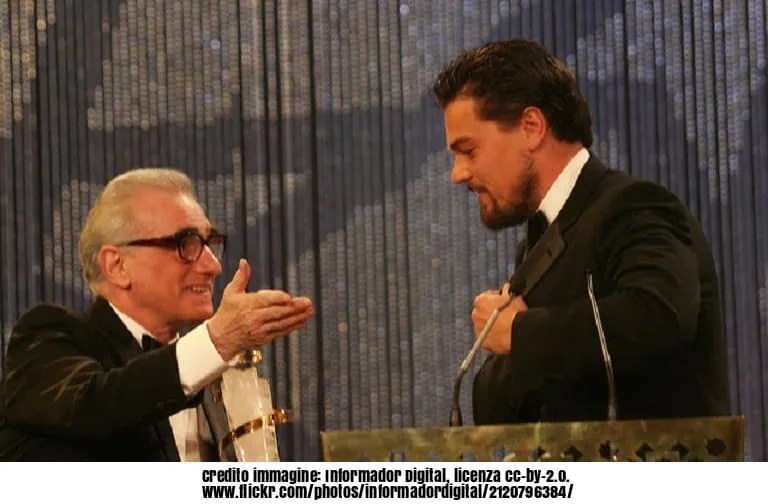 Martin Scorsese, Leonardo DiCaprio, Killers of the Flower Moon, Oscar, Hollywood, insider, Lady Gaga, Robert De Niro, The Wolf of Wall Street, libro,