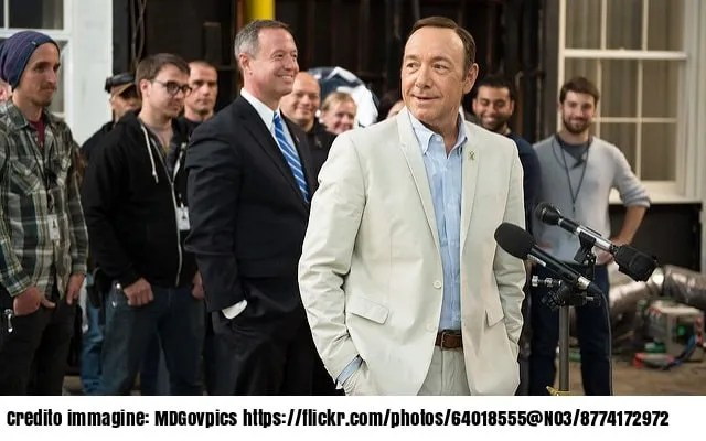 Kevin Spacey, Billionaire, quotazione netflix, film netflix, telefilm netflix, guarda serie online, film, Oscar, hollywood, news,
