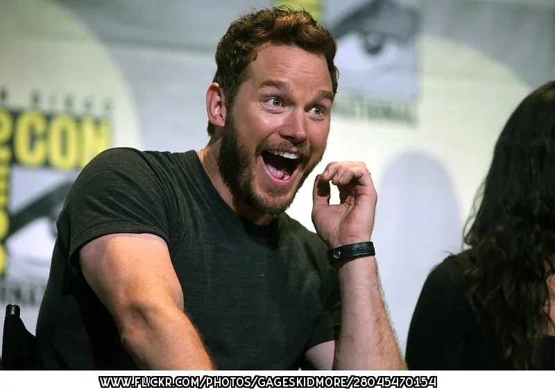 Chris Pratt, Arnold Schwarzenegger, Instagram, Katherine Schwarzenegger, Jurassic World, cinema, film, Avengers: Infinity War, Hollywood, Guardians of the galaxy, Predator, Terminator, Conan, Commando, The Lego Movie 2, The Kid, Onward,