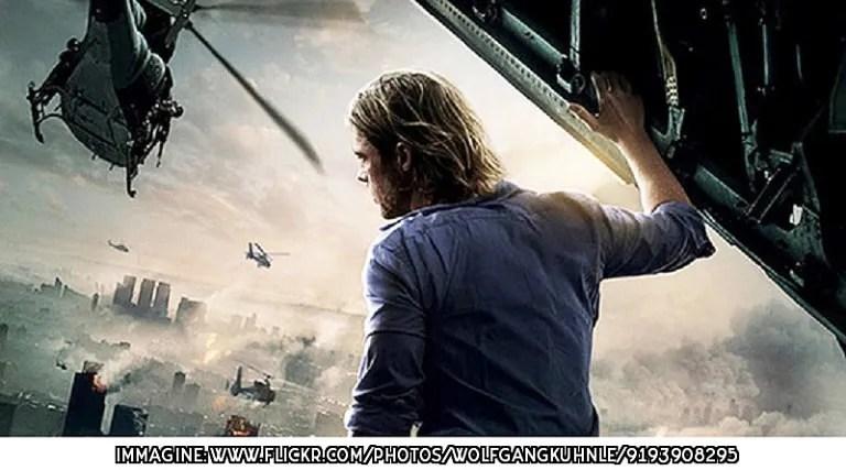 World War Z, Brad Pitt, sequel, star, Hollywood, cinema, film, Leonardo DiCaprio, Quentin Tarantino, Once Upon a Time in Hollywood, Margot Robbie, Atlanta