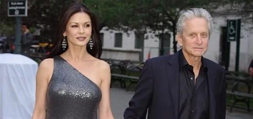 Michael Douglas racconta il primo incontro con Catherine Zeta-Jones