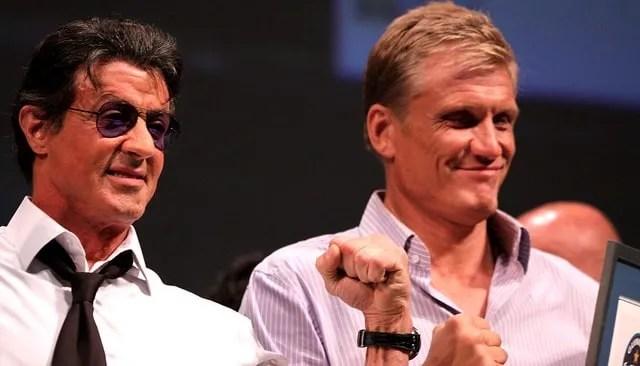 Rocky: Stallone spiega perché odiava Dolph Lundgren